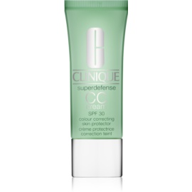 Clinique Superdefense creme CC  SPF 30 tom 05 Medium Deep 40 ml