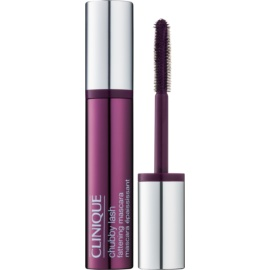 Clinique Chubby Lash™ máscara para volume e separação das pestanas tom 02 Portly Plum 9 ml