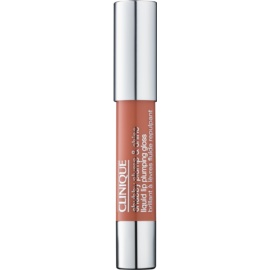 Clinique Chubby™ Plump & Shine Hydratisierendes Lipgloss Farbton 01 Normous Nude 3,9 g