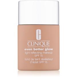 Clinique Even Better Glow Brightening Foundation SPF 15 Shade CN 58 Honey 30 ml