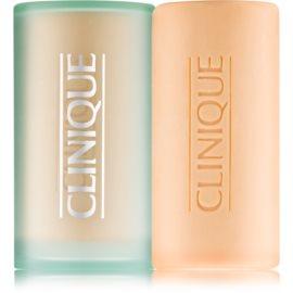 Clinique 3 Steps sabonete de limpeza para pele mista e oleosa  100 g
