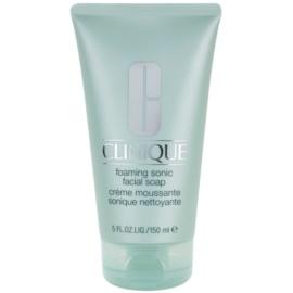 Clinique 3 Steps krémové pěnivé mýdlo pro všechny typy pleti  150 ml