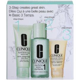 Clinique 3 Steps kosmetická sada V.