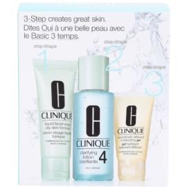 Clinique 3 Steps Cosmetic Set VIII.