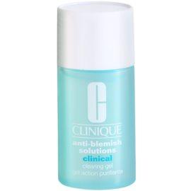 Clinique Anti-Blemish Solutions Clinical gel proti nedokonalostem pleti  15 ml