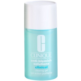Clinique Anti-Blemish Solutions Clinical gel proti nedokonalostem pleti  15 ml