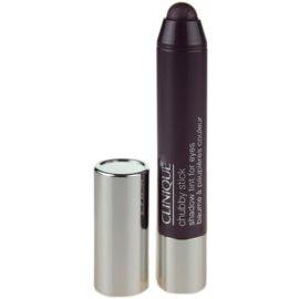 Clinique Chubby Stick Shadow Tint for Eyes fard de pleoape cremos culoare 09 Lavish Lilac 3 g