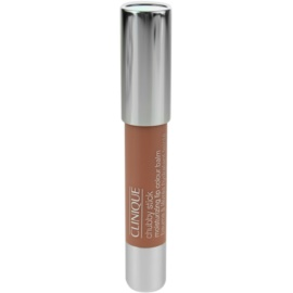Clinique Chubby Stick™ hidratáló rúzs árnyalat 09 Heaping Hazelnut  3 g