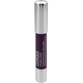Clinique Chubby Stick™ Moisturizing Lipstick Color 16 Voluptuous Violet  3 g