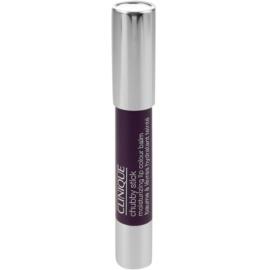 Clinique Chubby Stick vlažilna šminka odtenek 16 Voluptuous Violet  3 g