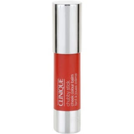 Clinique Chubby Stick™ Blush  in Pen  Tint  02 Robust Rhubarb  6 gr