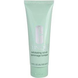 Clinique Clean čisticí peeling pro mastnou pleť Exfoliating Scrub 100 ml