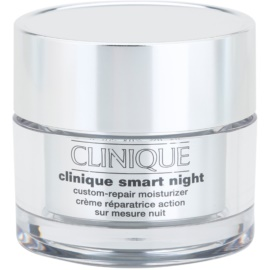 Clinique Clinique Smart Moisturising Anti-Wrinkle Night Cream for Dry and Very Dry Skin  30 ml