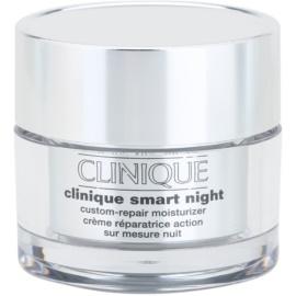 Clinique Clinique Smart™ vlažilna nočna krema proti gubam za suho do zelo suho kožo  30 ml