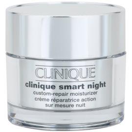 Clinique Clinique Smart™ feuchtigkeitsspendende Nachtcreme gegen Falten für gemischte und fettige Haut  50 ml
