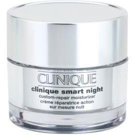 Clinique Clinique Smart™ hydratační noční krém proti vráskám pro smíšenou až mastnou pleť  30 ml