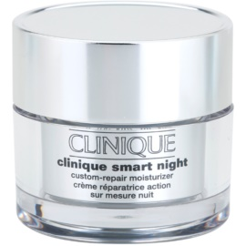 Clinique Clinique Smart™ crema de noche hidratante antiarrugas para pieles mixtas y grasas  30 ml