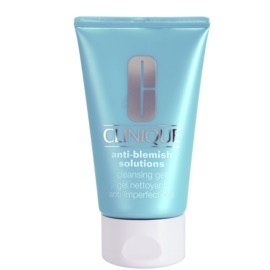 Clinique Anti-Blemish Solutions Cleansing Gel To Treat Skin Imperfections  125 ml
