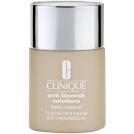 Clinique Anti-Blemish Solutions Flüssiges Make Up für problematische Haut, Akne Farbton 02 Fresh Ivory 30 ml