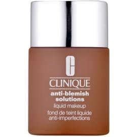 Clinique Anti-Blemish Solutions tekutý make-up pro problematickou pleť, akné odstín 07 Fresh Golden 30 ml