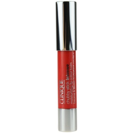 Clinique Chubby Stick Intense™  batom hidratante  tom 04 Heftiest Hibiscus 3 g