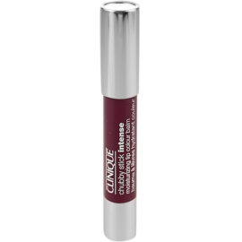 Clinique Chubby Stick Intense™  barra de labios hidratante tono 08 Grandest Grape  3 g