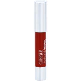 Clinique Chubby Stick Intense hydratační rtěnka odstín 14 Robust Rouge  3 g