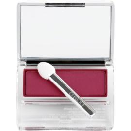 Clinique All About Shadow™ Soft Matte oční stíny odstín CA Raspberry Beret 2,2 g