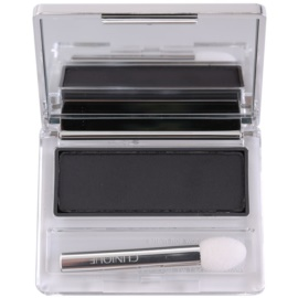 Clinique All About Shadow™ Soft Matte oční stíny odstín AE Stroke Of Midnight 2,2 g