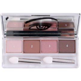 Clinique All About Shadow™ Quad Lidschatten Farbton 06 Pink Chokolate  4,8 g