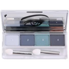 Clinique All About Shadow Quad oční stíny odstín 11 Galaxy  4,8 g
