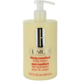 Clinique Deep Comfort Diepe Hydratatie Bodylotion   400 ml