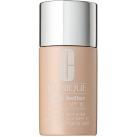 Clinique Even Better™ Make-up make up lichid  ten uscat si mixt  culoare CN 08 Linen 30 ml