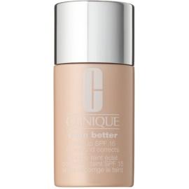 Clinique Even Better™ Make-up tekoči puder za suho in mešano kožo odtenek CN 08 Linen 30 ml