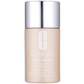 Clinique Even Better™ Make-up tekoči puder za suho in mešano kožo odtenek WN 114 Golden 30 ml