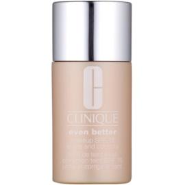 Clinique Even Better™ Make-up tekutý make-up pre suchú a zmiešanú pleť odtieň WN 124 Sienna 30 ml