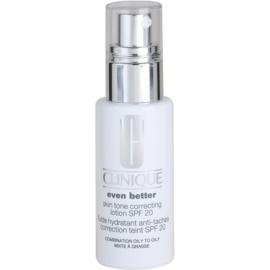 Clinique Even Better™ Care Haut Emulsion gegen Pigmentflecken  50 ml