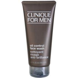 Clinique For Men™ čisticí gel pro normální až mastnou pleť  200 ml