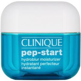 Clinique Pep-Start™ hidratáló mattító krém minden bőrtípusra  15 ml