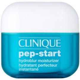 Clinique Pep-Start hydratační matující krém pro všechny typy pleti  50 ml