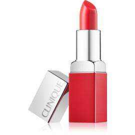 Clinique Pop™ szminka + baza odcień 06 Poppy Pop 3,9 g