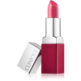 Clinique Pop™ rúzs + bázis árnyalat 22 Kiss Pop 3,9 g