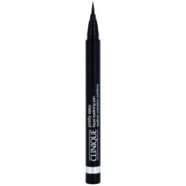 Clinique Pretty Easy oční linky odstín 01 Black  0,67 g