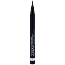Clinique Pretty Easy oční linky odstín 01 Black  0,67 g