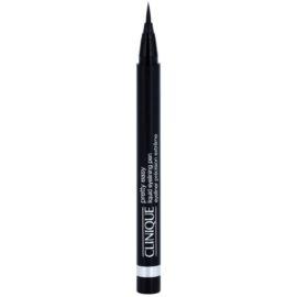 Clinique Pretty Easy™ очна линия цвят 01 Black  0,67 гр.
