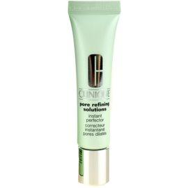 Clinique Pore Refining Solutions Care Korrekturcreme zur Reduzierung der Poren Farbton Invisible Deep  15 ml