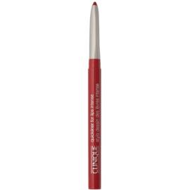 Clinique Quickliner™ for Lips Intense intenzivni svinčnik za ustnice odtenek 06 Intense Cranberry 0,27 g