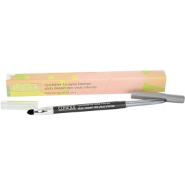 Clinique Quickliner™ for Eyes Intense eyeliner khol culoare 05 Intense Charcoal  0,28 g