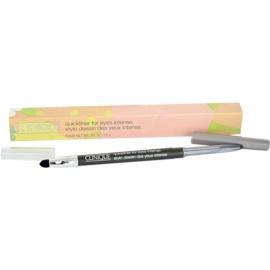 Clinique Quickliner™ for Eyes Intense kredka do oczu odcień 05 Intense Charcoal  0,28 g