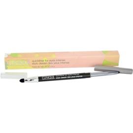Clinique Quickliner for Eyes Intense tužka na oči s intenzivní barvou odstín 07 Intense Ivy  0,28 g